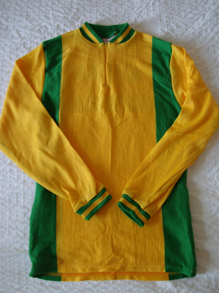 Wool Jersey Front